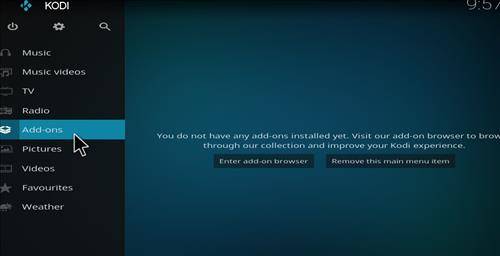 How to install Equinox Kodi Build with Screenshots step 8