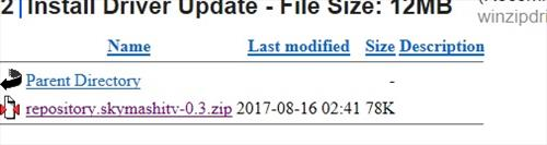 Manual and download skymashi tv repo step 1