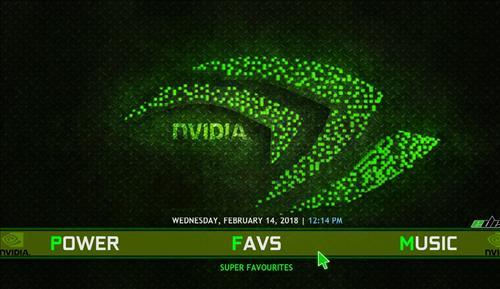 best kodi build Eden Nvidia Kodi Build pic 1