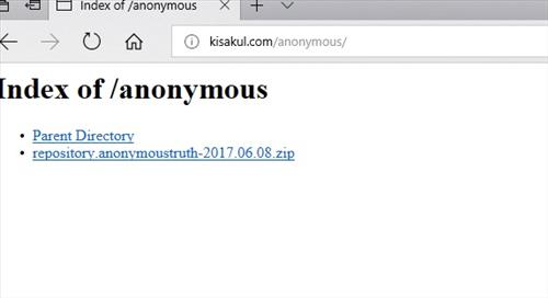 manual and download anonymous truth repo step 1