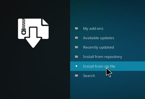manual and download skydarks repo step 3
