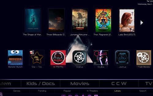 Best Kodi Builds List April2018 CCW Reborn pic 4