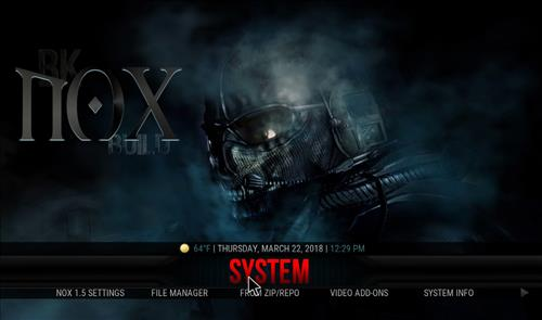 How to Install BK Nox Kodi Build with Screenshots pic 5