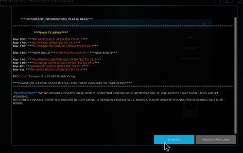 How to Install BK Nox Kodi Build with Screenshots step 14