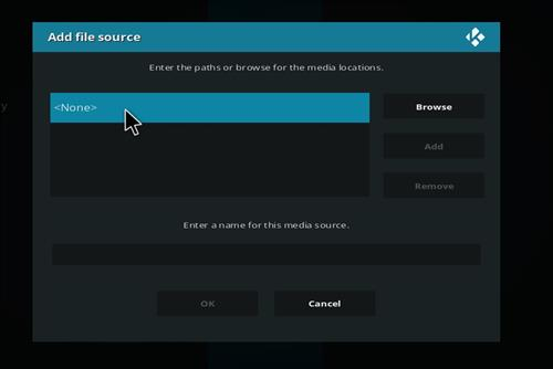 How to Install BK Nox Kodi Build with Screenshots step 4