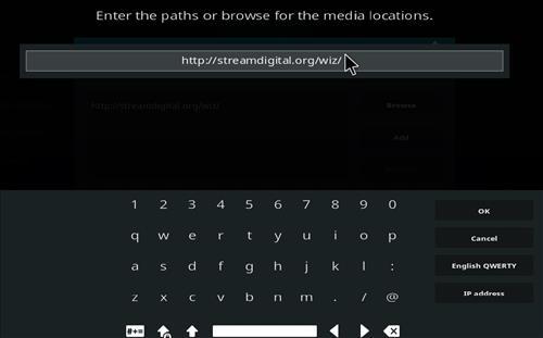 How to Install BK Nox Kodi Build with Screenshots step 5