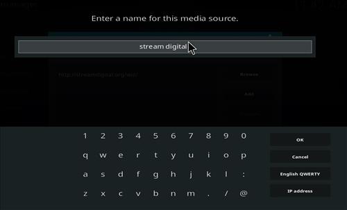 How to Install BK Nox Kodi Build with Screenshots step 6