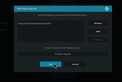 How to Install BK Nox Kodi Build with Screenshots step 7