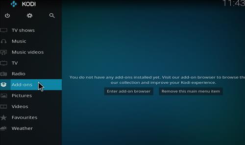 How to Install BK Nox Kodi Build with Screenshots step 8