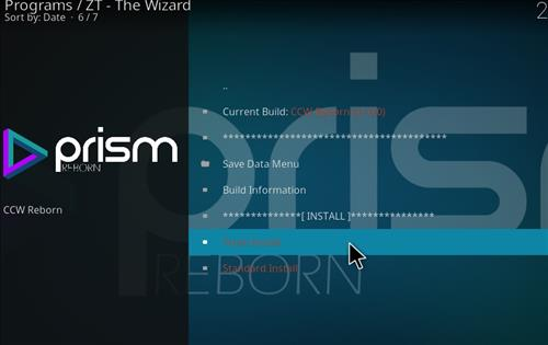 How to Install CCW Reborn Kodi Build with Screenshots step 23