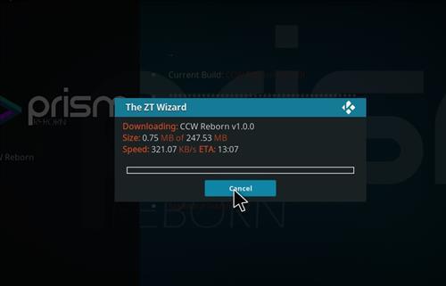How to Install CCW Reborn Kodi Build with Screenshots step 25