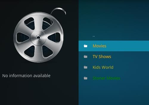 How to Install Ceasar Kodi Add-on with Screenshots pic 2
