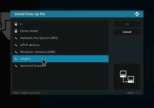 How to Install Digibox Kodi Add-on with Screenshots step 11