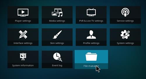 How to Install Fury X Kodi build with Screenshots step 2