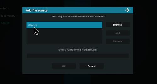How to Install Fury X Kodi build with Screenshots step 4