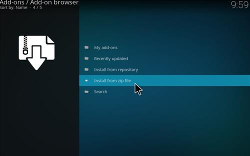 How to Install Juggernaut Kodi Add-on with Screenshots step 10