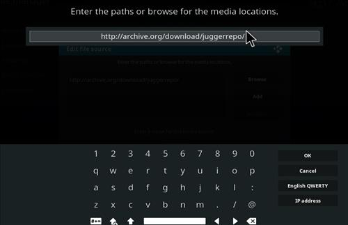How to Install Juggernaut Kodi Add-on with Screenshots step 5