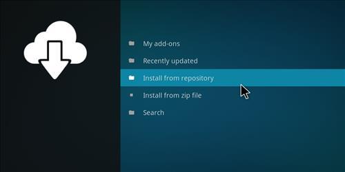 How to Install Khaos Kodi Build with Screenshots step 14