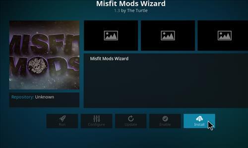 How to Install Khaos Kodi Build with Screenshots step 18