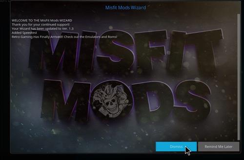 How to Install Khaos Kodi Build with Screenshots step 20