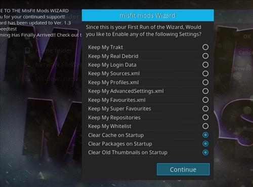How to Install Khaos Kodi Build with Screenshots step 21