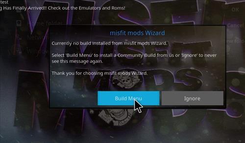 How to Install Khaos Kodi Build with Screenshots step 22