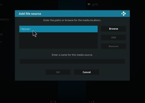 How to Install Khaos Kodi Build with Screenshots step 4