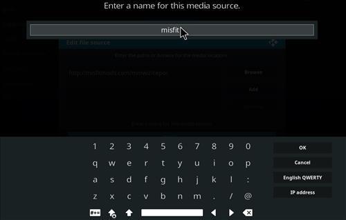 How to Install Khaos Kodi Build with Screenshots step 6