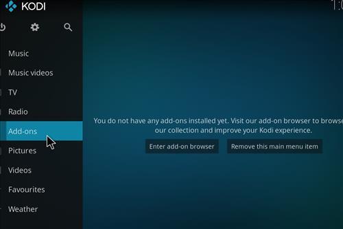 How to Install Khaos Kodi Build with Screenshots step 8