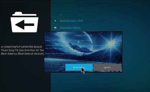 How to Install Kodi World Build with Screenshots step 14