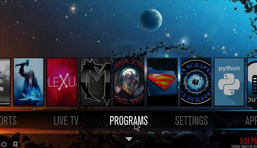 How to Install Kodi World Build with Screenshots step 21
