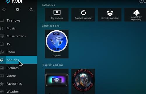 How to Install Kodi World Build with Screenshots step 8
