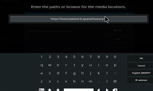 How to Install Kodi World Build with Screenshots step5
