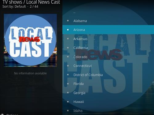 How to Install Local News Cast Kodi Add-on with Screenshots pic 2