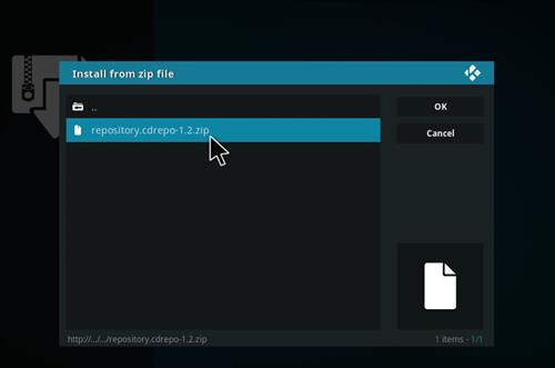 How to Install Metalliq4qed Kodi Add-on with Screenshots step 12