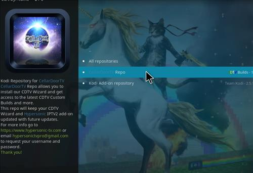 How to Install Metalliq4qed Kodi Add-on with Screenshots step 15