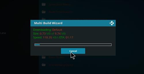 How to Install MultiBuild Leia 18 with Screenshots step 29