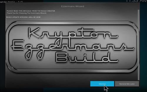 How to Install Nymeria Kodi Build with Screenshots step 15