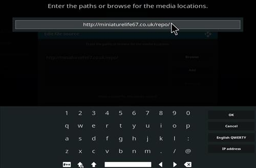 How to Install Nymeria Kodi Build with Screenshots step 5