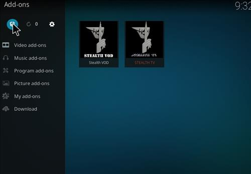 How to Install Stealth VOD Kodi Add-on with Screenshots step 9