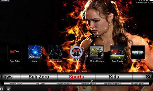 How to Install Subzero Kodi Build with Screenshots pic 4