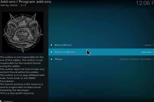 How to Install The Abstract LeiaXB1 Kodi Build step 16