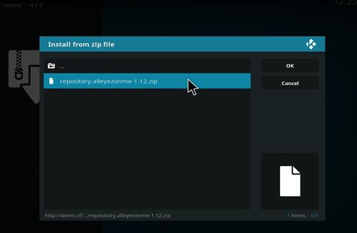 How to Install The Rabbit hole Kodi Add-on with Screenshots step 12