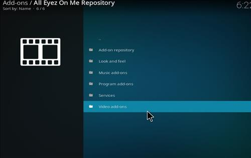 How to Install The Rabbit hole Kodi Add-on with Screenshots step 16