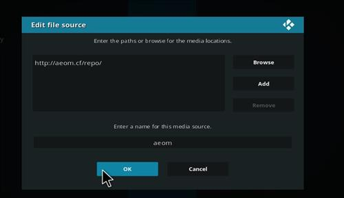 How to Install The Rabbit hole Kodi Add-on with Screenshots step 7