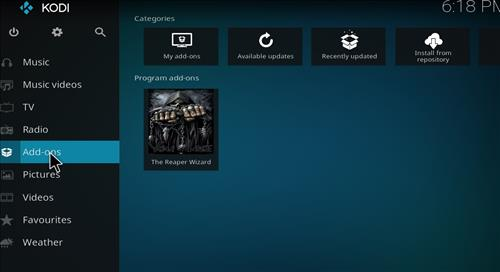 How to Install The Rabbit hole Kodi Add-on with Screenshots step 8