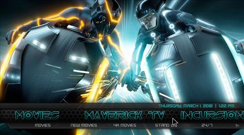 How to Install Tron Legacy Build Kodi 18 Leia pic 2