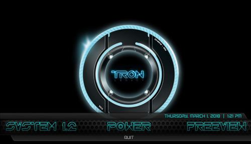 How to Install Tron Legacy Build Kodi 18 Leia step 22