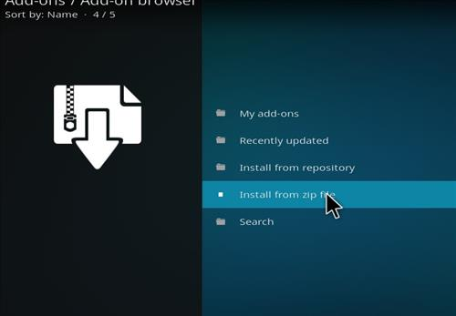 How to Install Yoda Kodi Add-on with Screenshots step 10