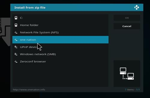 How to install Kodi Collusion Builds with Screenshots step 11
